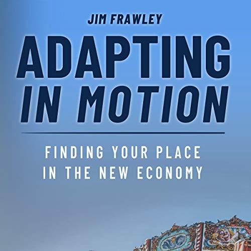 『Adapting in Motion』のカバーアート