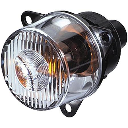 Hella 2ba 011 172 021 Blinkleuchte Led 12v Lichtscheibenfarbe Glasklar Anbau Kabel 500mm Einbauort Hinten Auto