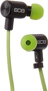 808 Audio Ear Canz Wireless Earbuds-Green