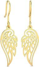 Candere By Kalyan Jewellers 14K Yellow Gold Earrings For Women