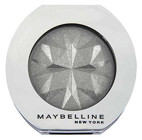 Maybelline New York Lidschatten Colorshow Mono Shadow Silver Oyster 38 / Eyeshadow Silber Metallic...