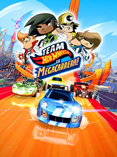 Team Hot Wheels: ¡La Megacarrera!