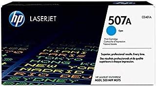 HP 507A (CE401A) Cyan Original Laserjet Toner Cartridge
