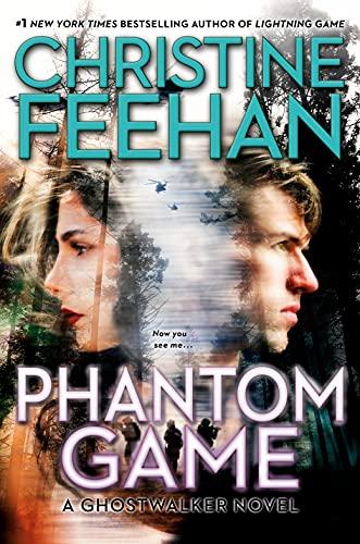 Phantom Game (A GhostWalker Novel)