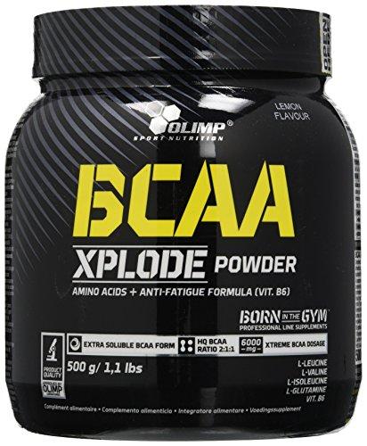 Olimp Sport Nutrition BCAA Xplode Powder Lemon 500G