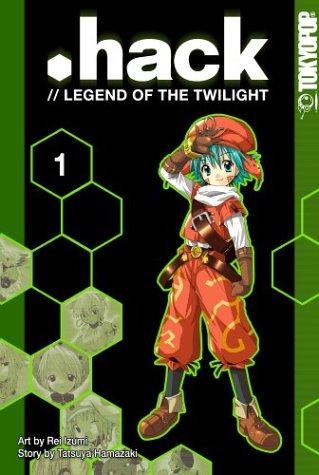 .hack//Legend of the Twilight Volume 1