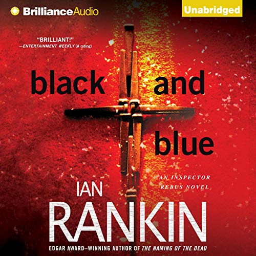 Black and Blue Audiobook By Ian Rankin cover art