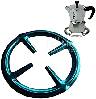 coffee pot stand gas hob