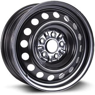 RTX, Steel Rim, New Aftermarket Wheel, 16X6.5, 5X114.3, 60.1, 40, black finish, X99143N