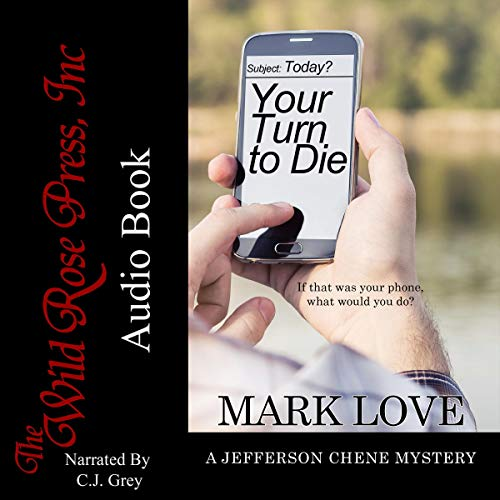 Your Turn to Die audiobook cover art