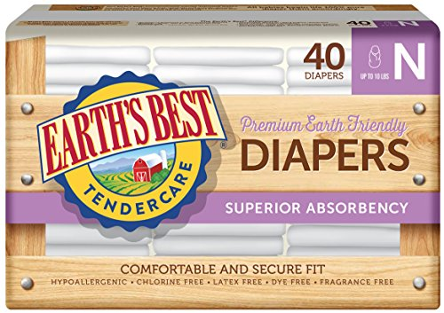 Earth's Best Baby Diapers Product Image