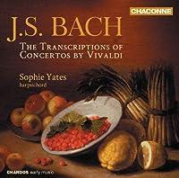 Transcriptions of Concertos By Vivaldi by GEORGE FRIDERIC HANDEL (2013-05-28)