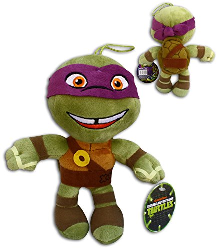 Donatello 30cm Super Soft Peluche Bandeau Violet TMNT Les Tortues Ninja Comics Teenage Mutant Ninja Turtles Collection