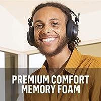 House Of Marley Exodus ANC, Cuffie Over Ear Wireless con Riduzione del Rumore Regolabile, Auricolare Pieghevoli senza Fili con Bluetooth 5.0, fino a 28 Ore di Autonomia, Microfono Incorporato, Nero #4