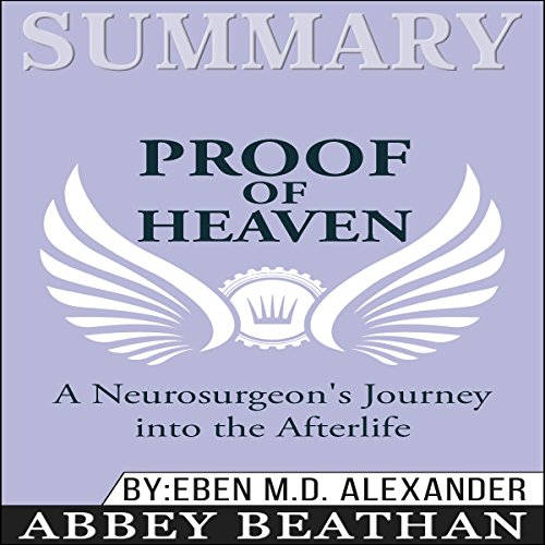 Summary: Proof of Heaven audiobook cover art