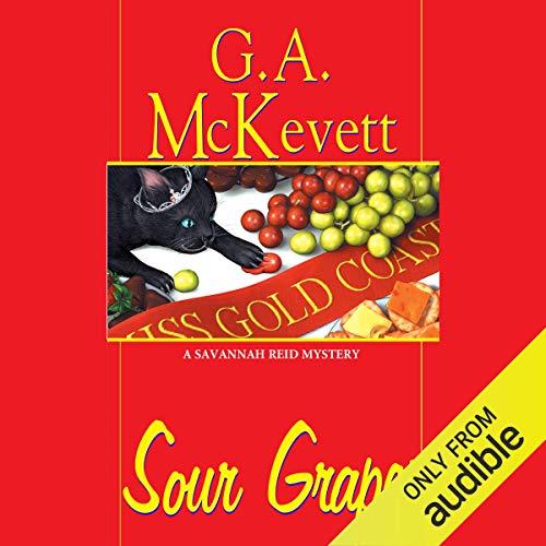 Sour Grapes audiobook cover art