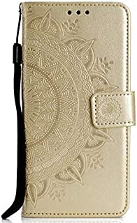 SIZOO - Wallet Cases - High Quality PU Leather Case For for LG G5 Case Wallet Soft Silicone Flip Embossing Holder Back Cov...