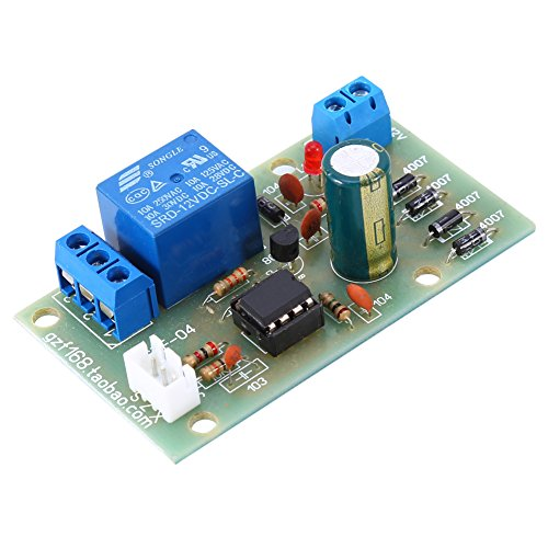 Yosoo 12V-Modul für Flüssigkeitslevel-Sensor, zum Basteln, Sensor, Wasserstandsanzeige HH