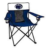 logobrands Officially Licensed NCAA Unisex Elite Chair, One Size,Penn State Nittany Lions