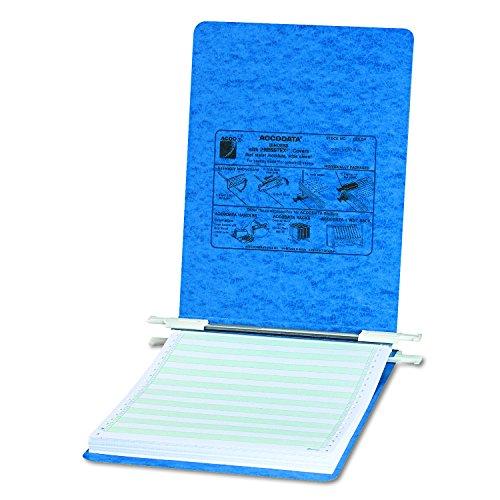 ACCO Data Processing Binder, 6-Inch Cap, 8-1/2 x 11 Inches, Blue (ACC54052)