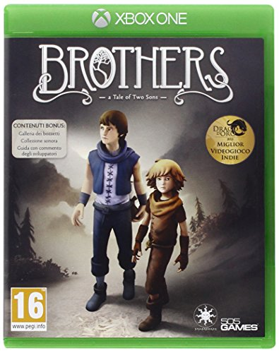 Brothers A Tale Of Two Sons [Importación Italiana]