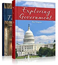 Notgrass Exploring Government Curriculum Package NEW Hardcover 2016 - Highschool