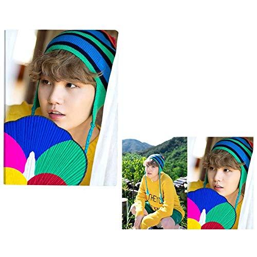 Tiyila K-Pop Bts Cuaderno Bangtan Niños Amor Yourself Answer Jin V Jimin Diario Libretas - H04