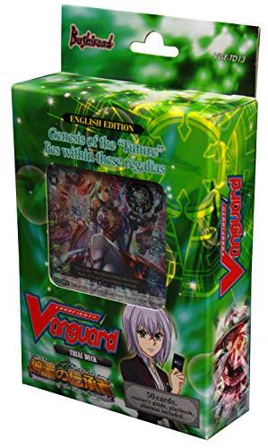 Bushiroad Cardfight!! Vanguard Successor of The Sacred Regalia Trial Deck