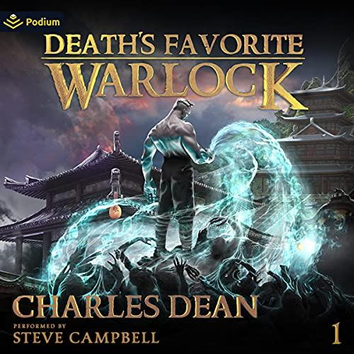 Death's Favorite Warlock cover art