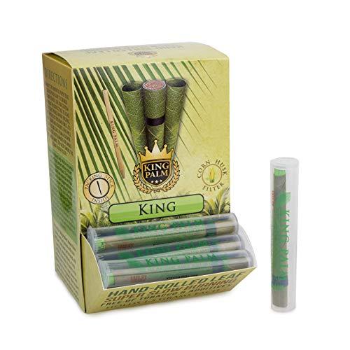 King Palm Handrollen, Handgerollt, PreRoll + Tube, 1 Rolle