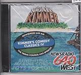 Kimmer's Comedy Classics (Volume Iv) Wgst 640 Atlanta (Volume 4)