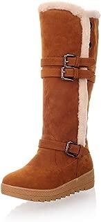 BalaMasa Womens ABS13902 Pu Boots