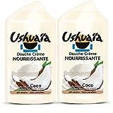 Ushuaia Coco Dusche, 250 ml, 2 Stück