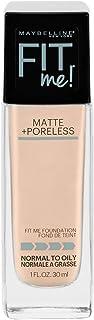MAYBELLINE Maybelline Fit Me Matte + Pore less Natural Ivory, 30 Gram