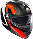 Casco Deportivo AGV E05 Multi MPLK Sharp Carbon/Red/White M