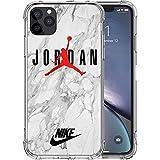 DoDoe Jo Rdan Ni KE Su 23 Ro Naldo Logo Funda iPhone 11 Pro Case Soft TPU Clear Shockproof Rugged Airbag Phone Case Cover V-098