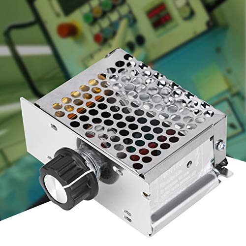Qqmora Regulador de Voltaje Duradero Regulador de Voltaje de Alta precisión para Calentador de Agua