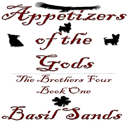 Appetizers of the Gods cover art