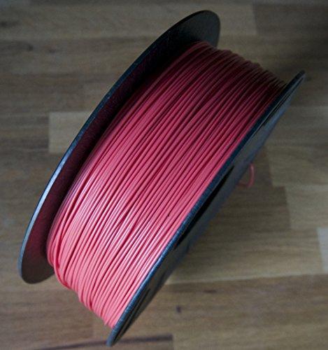 Optimus Rose (RAL 3017) - Filamento ABS per stampante 3D