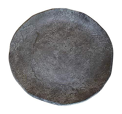 Plato de vajilla Plato de Cena Cuadrado de melamina 11 Vajilla de cerámica de Granito Galaxy