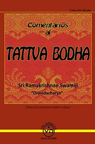 Comentarios al Tattva Bhoda. Filosofía hindú