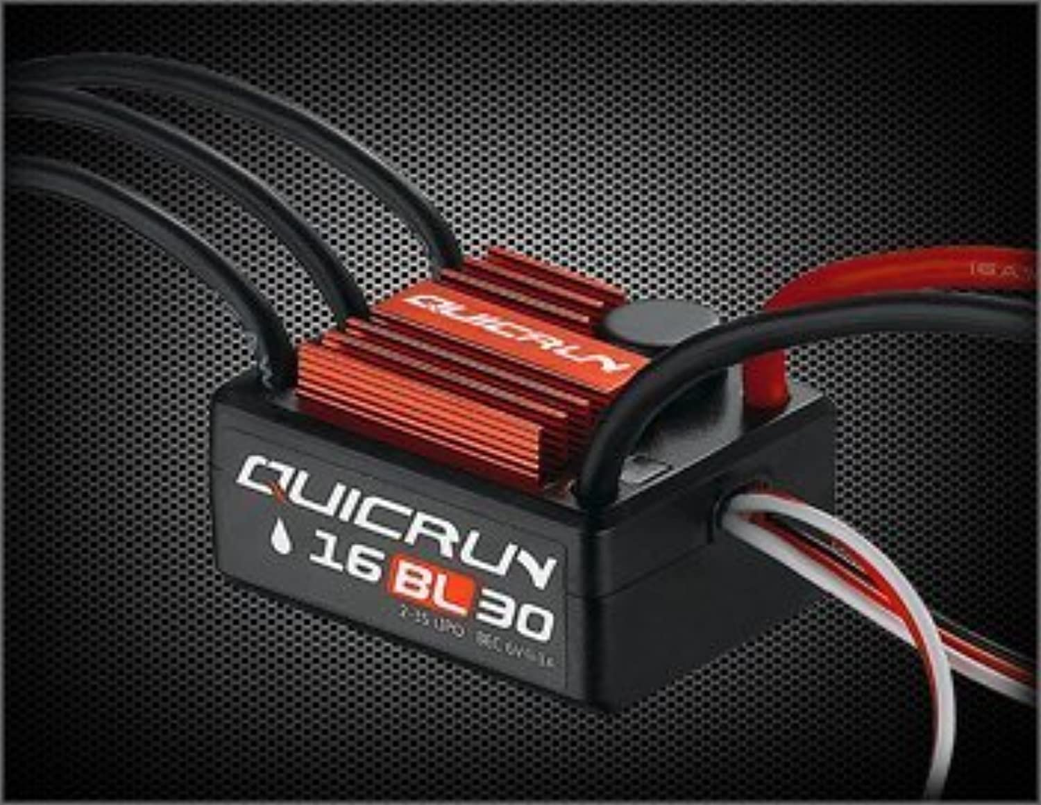 HOBBYWING QuicRunWP16BL30 by HOBBYWING Technology