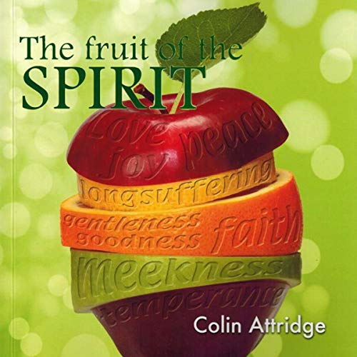 The Fruit of the Spirit audiobook cover art