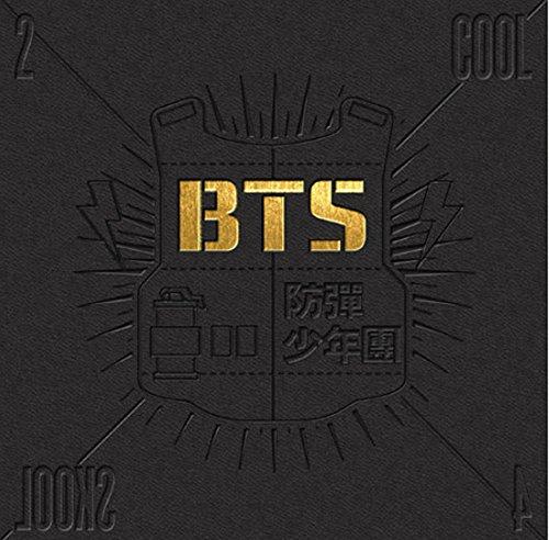 BTS Kpop Bangtanboys Single Album [2 Cool 4 Skool]...