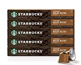 Starbucks by Nespresso, House Blend (50-count single serve capsules, compatible with Nespresso...