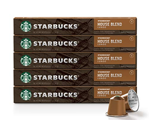 Starbucks by Nespresso, House Blend Now $25.65 (Was $30.70)