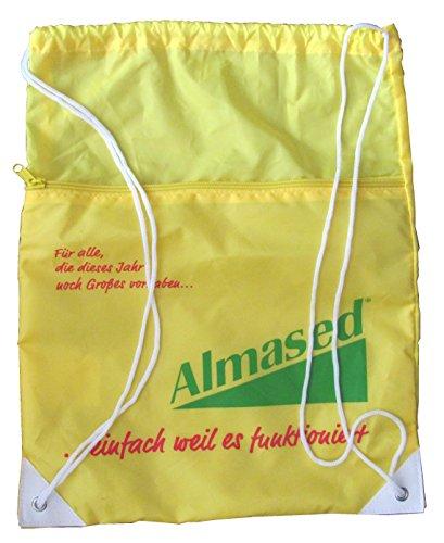 Almased Vitalkost - Rucksack - Sportbeutel - 45 x 35 cm