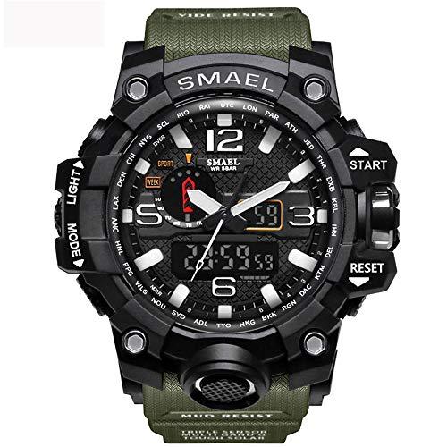 WAZA -   Militär Uhr
