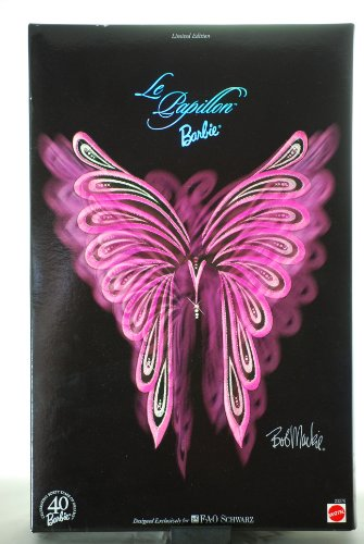 Barbie Le Papillon by Bob Mackie for FAO Schwarz