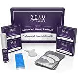 Lash Lift Kit For Professionals - For Perming, Curling and Lifting Eyelashes | Semi Permanent Salon Grade Supplies For Beauty Treatments | Includes Eye Shields, Pads and Accessories